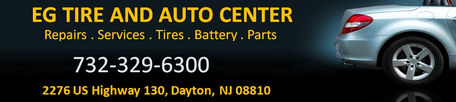 EG Tire Auto Center in Dayton