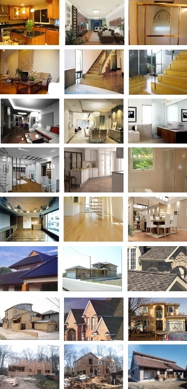 for New home construction trends