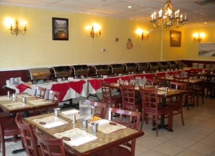 Anjappar Chettinad Restaurant Nj