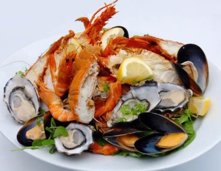 fuji日式自助餐: 新泽西fuji日式海鲜自助餐欢迎您